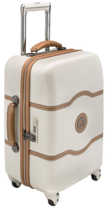 Delsey Luggage Chatelet 19 Inch International Carry On Luggage