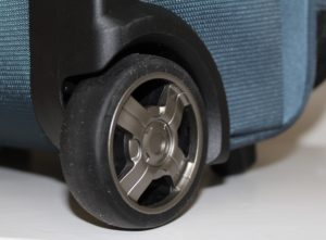 Inline Skate Wheel luggage
