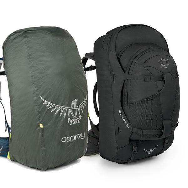 Osprey Farpoint 70 Travel Backpack Review