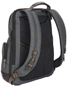 Tumi Alpha Bravo Knox Backpack back view