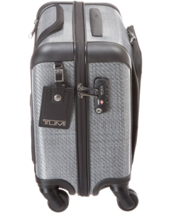 Tumi Tegra Lite Max Carry-On 4 Wheel Briefcase side view