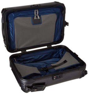 Tumi Tegra-Lite X Frame International Carry On Luggage