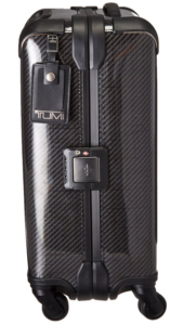 Tumi Tegra-Lite X Frame International Carry On side view