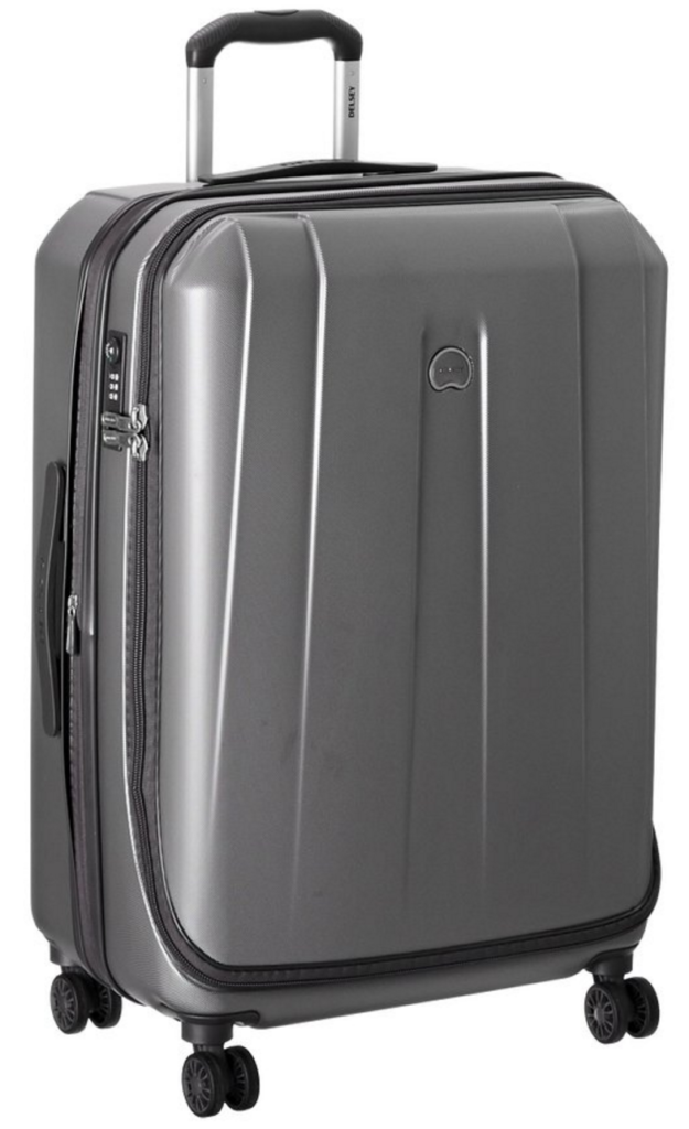 Delsey helium front view