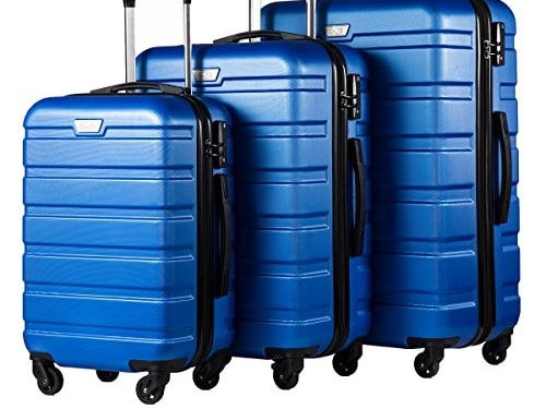 3 pieces luggage